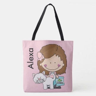 Alexa's Personalized Gifts Tote Bag