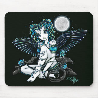 Alexis Moon Lilly Angel Mouse Mat