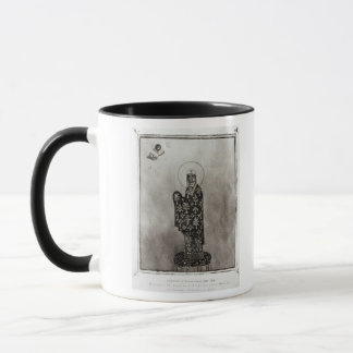 Alexius I Comnenus , Byzantine emperor Mug