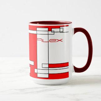 Alex's tea mug