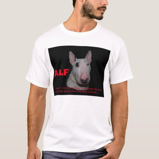 ALF accepting the love T-Shirt