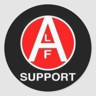 ALF Support Stickers