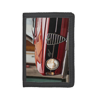 alfa romeo gt sprinr veloce scalino vintage car trifold wallet