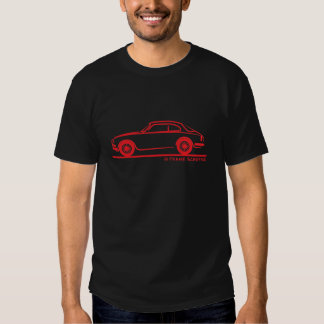 Alfa Romeo Guilietta Sprint Coupe T-shirts