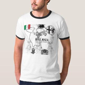 Alfa Romeo Mille Miglia race Tshirt