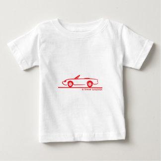 Alfa Romeo Spider Duetto Baby T-Shirt