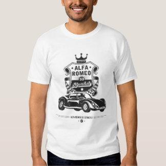 Alfa Romeo Stradale Tee Shirt