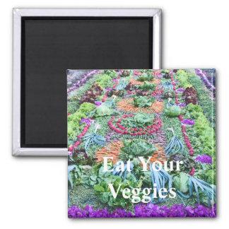 alfombra 16 square magnet