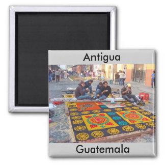 alfombra 18 square magnet