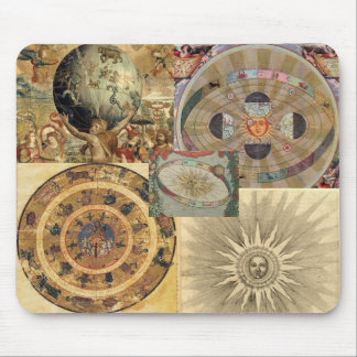 Alfombrillla mouse laminae astronomy mouse mat