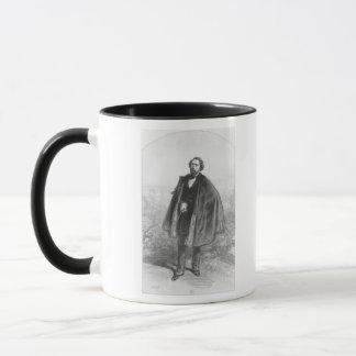 Alfred de Musset Mug