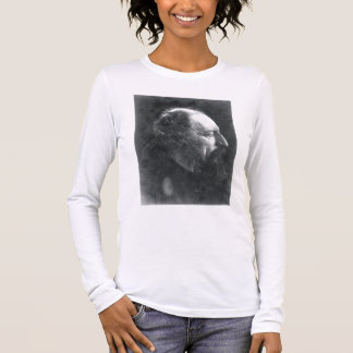 Alfred, Lord Tennyson (1809-92) c.1868 (albumen pr Long Sleeve T-Shirt