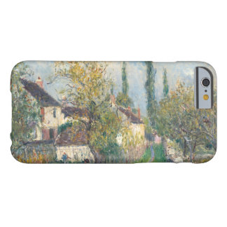 Alfred Sisley - A Path at Les Sablons Barely There iPhone 6 Case