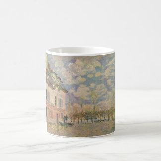 Alfred Sisley Kahn in der Überschwemmung 1876 Coffee Mug