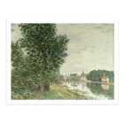 Alfred Sisley | Moret-sur-Loing Postcard