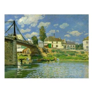 Alfred Sisley Postcard