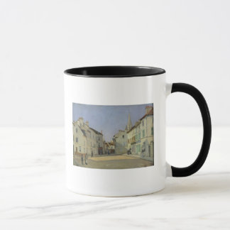 Alfred Sisley | Rue de la Chaussee at Argenteuil Mug