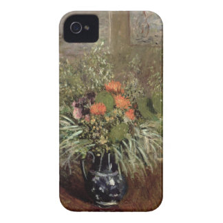 Alfred Sisley   Still Life of Wild Flowers Case-Mate iPhone 4 Cases