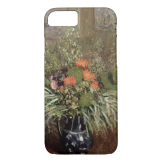 Alfred Sisley | Still Life of Wild Flowers iPhone 8/7 Case