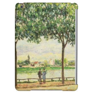 Alfred Sisley | Street of Spanish Chestnut Trees