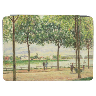 Alfred Sisley | Street of Spanish Chestnut Trees iPad Air Cover