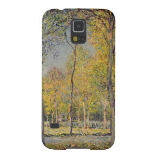 Alfred Sisley   The Bois de Boulogne Galaxy S5 Cover