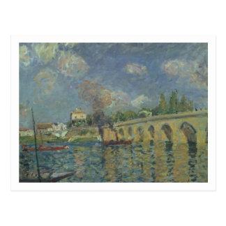 Alfred Sisley | The Bridge Postcard