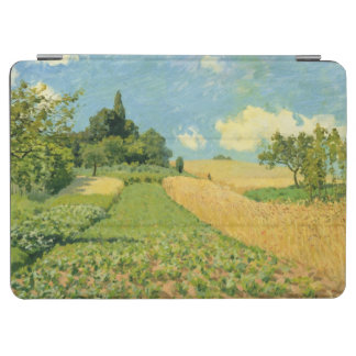 Alfred Sisley | The Cornfield iPad Air Cover