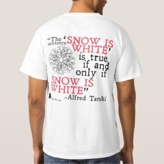 Alfred Tarski T-Shirt