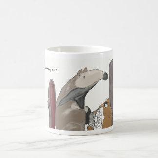 Alfred the Anteater Mug