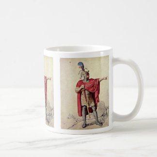 Alfred The Great By Menzel Adolph Von Coffee Mug