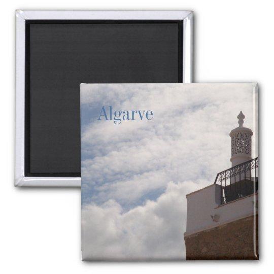 Algarvia chimney square magnet