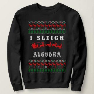 Algebra Math Teacher Christmas Sweater