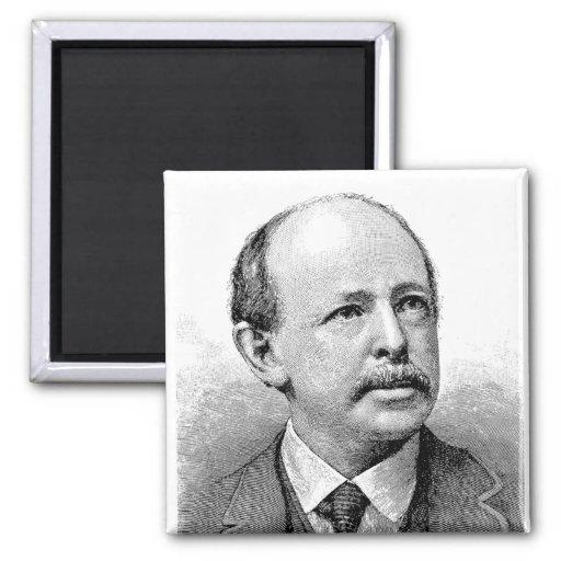 Alger ~ Horatio Author Writer Magnets
