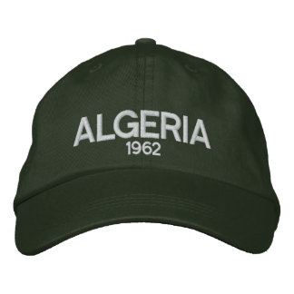 Algeria 1962 Embroidered Hat
