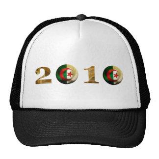 Algeria 2010 cap
