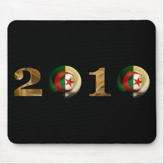 Algeria 2010 mouse pad