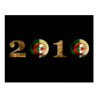 Algeria 2010 postcard