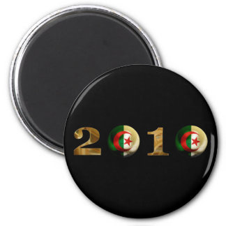Algeria 2010 refrigerator magnets