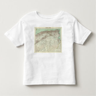 Algeria and Tunisia Toddler T-Shirt