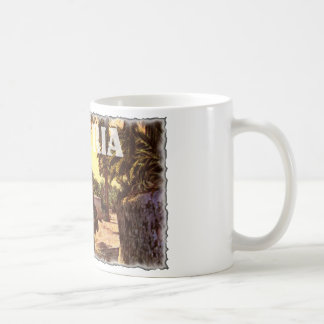 Algeria Art Coffee Mug
