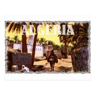 Algeria Art Postcard