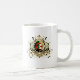 Algeria Basic White Mug