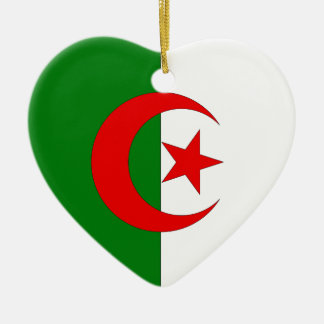Algeria Christmas Ornament