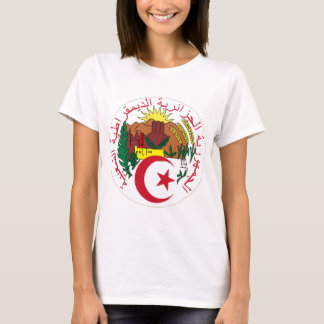 Algeria Coat of arm  DZ T-Shirt
