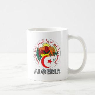 Algeria Coat of Arms Basic White Mug