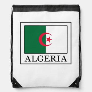 Algeria Drawstring Bag