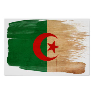 Algeria Flag Posters