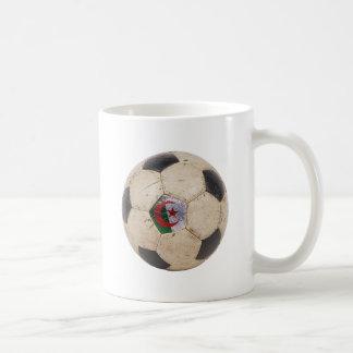 Algeria Football Basic White Mug