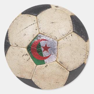 Algeria Football Sticker